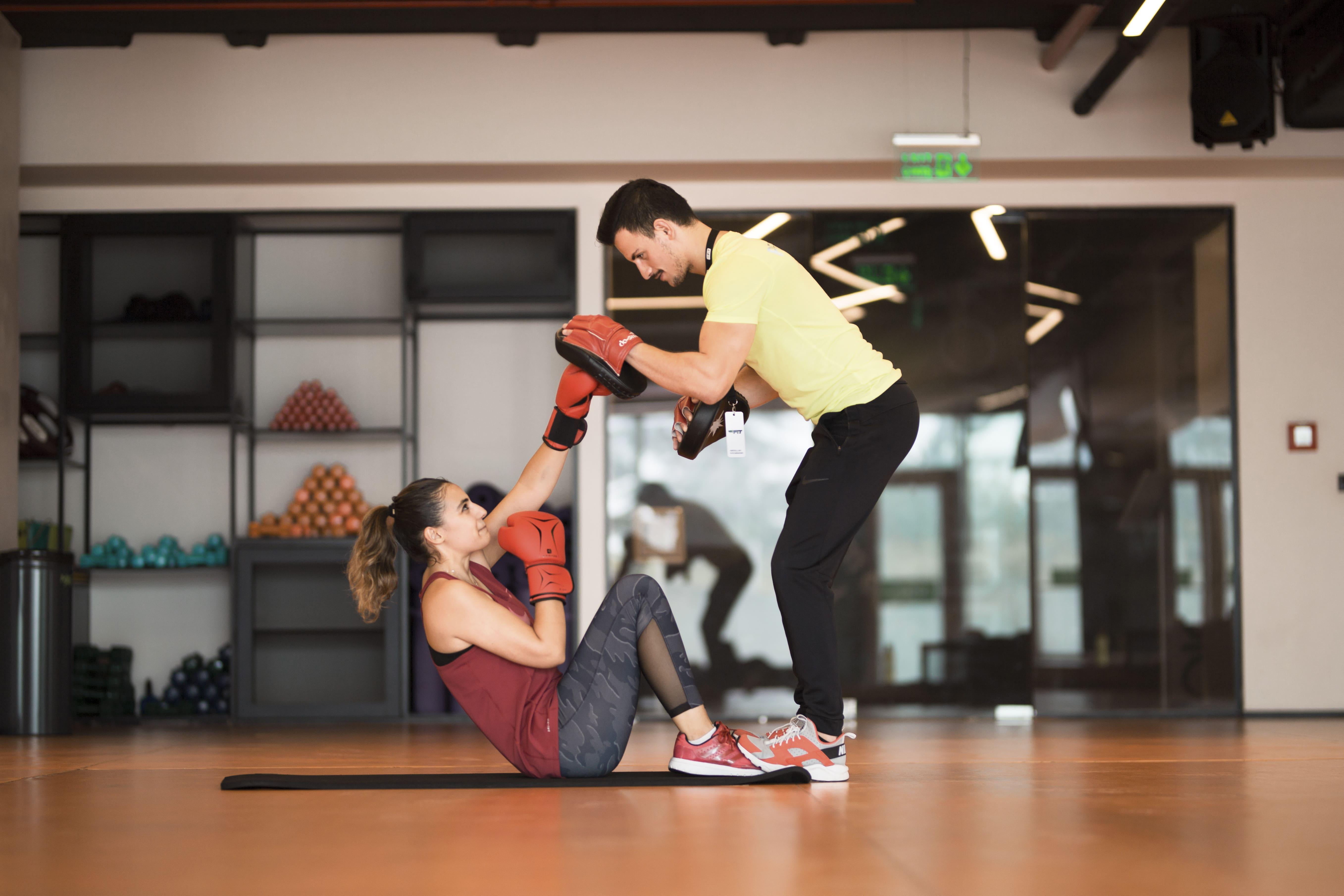 fitness eğitimi 3